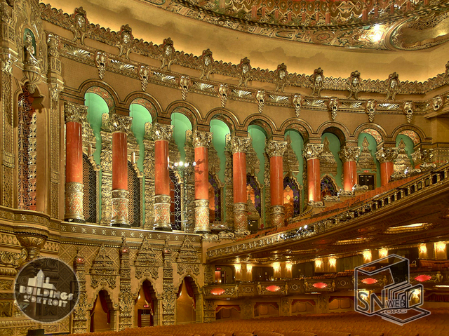 Fox Theater Auditorium