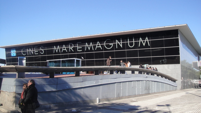 Cines Maremagnum