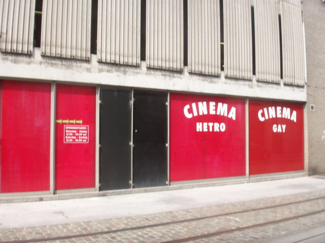Erotheek Parking Cinema Hetro & Gay