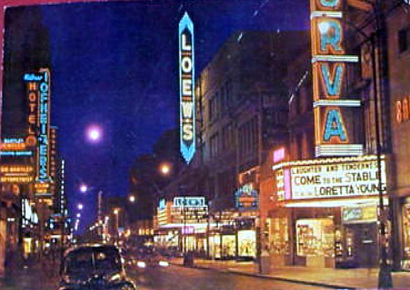 NORVA Theatre; Norfolk, Virginia.