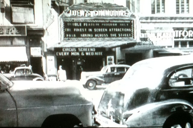 Loew's Commodore Theater