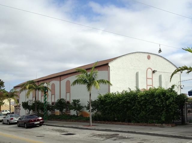 Former Hialeah Theatre