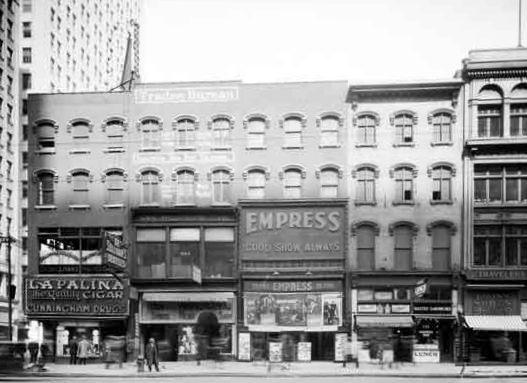 PRINCESS Theatre; Detroit, Michigan.