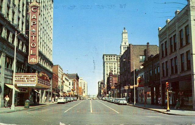 CAPITOL Theatre; Davenport, Iowa.