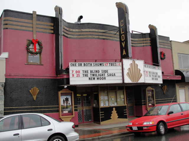 Clova Cinema