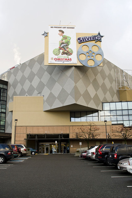 Cineplex Cinemas Metropolis