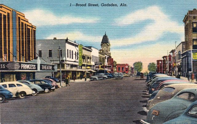 PRINCESS Theatre; Gadsden, Alabama.