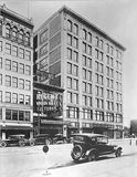 REGENT Theatre; Detroit, Michigan.