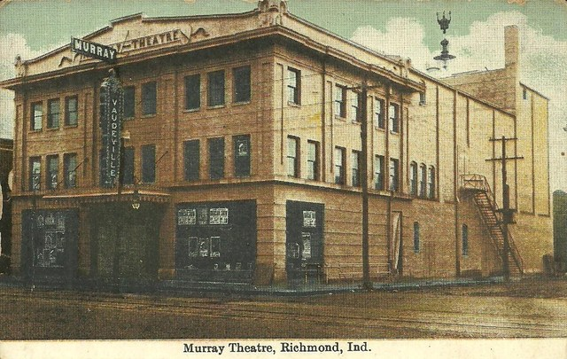 MURRAY Theatre; Richmond, Indiana.\