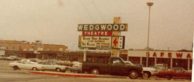 Wedgewood theater