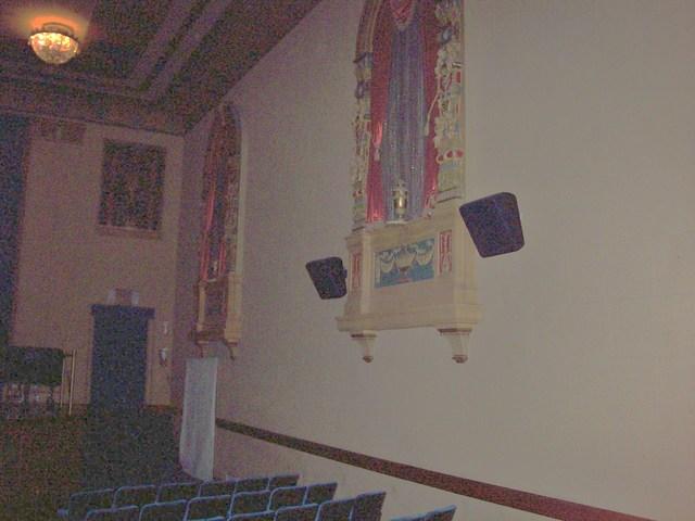 Opera seating