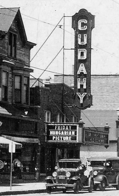 CUDAHY Theatre; Cudahy, Wisconsin, 1937.