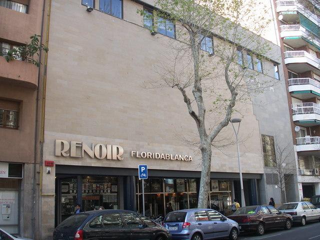 Cines Renoir Floridablanca