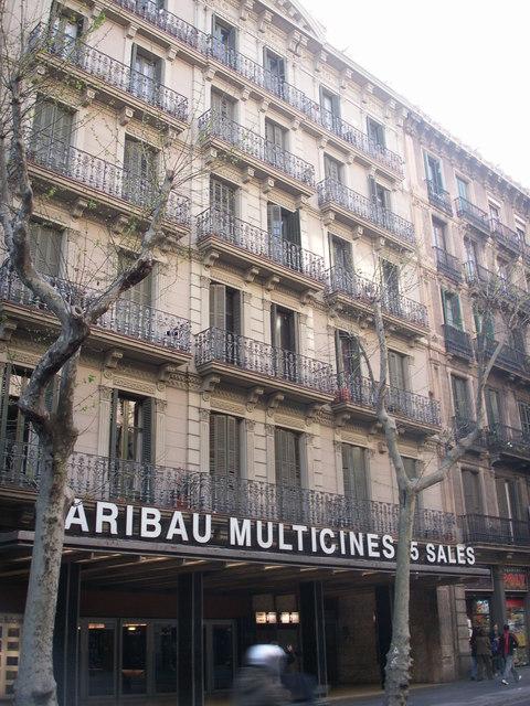Aribau Multicines