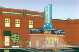 Conceptual Sketch: The Future of The Elks Theatre