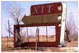 XIT Drive-In Theater...Littlefield Texas