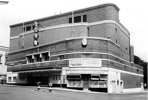 Ritz cinema Aldershot