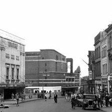 Ritz Cinema Aldershot 1955