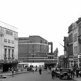 Ritz Cinema Aldershot 1955