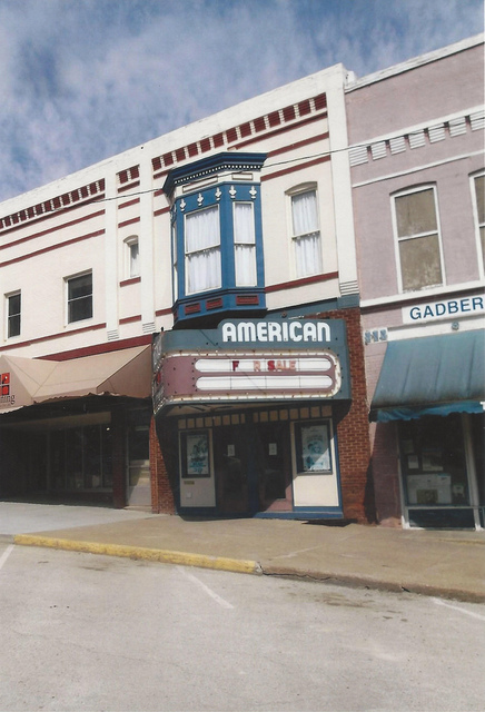 American Theatre, Corning, Iowa