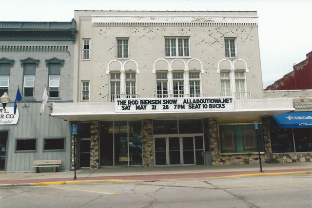 Camelot Theatre, Nevada, Iowa