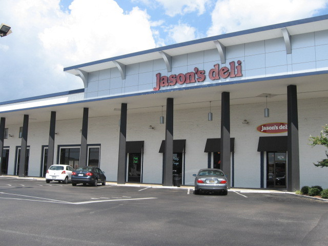 Former location of Malco's Highland Quartet