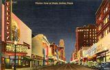 TELENEWS Theatre; Dallas, Texas.