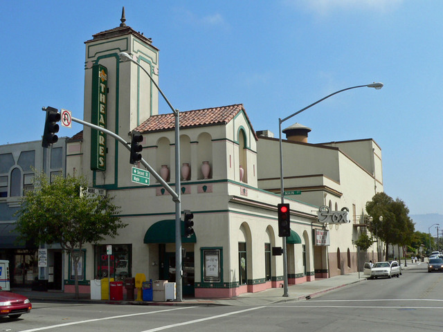 Fox Theatre Watsonville