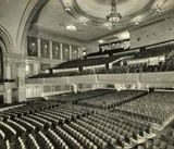 Earle Theatre, 11th & Market interior