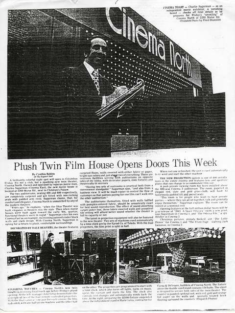 &quot;Plush Twin Film House Opens Doors This Week&quot;