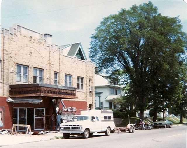 MAJESTIC Theatre; Cudahy, Wisconsin; 1981