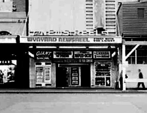 Wynyard Newsreel Theatre
