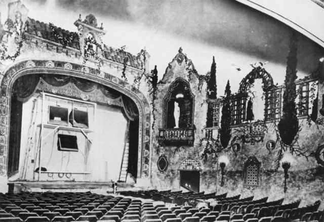 Oklahoma City's Midwest Theater Auditorium