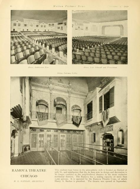 1929 Ramova Theater