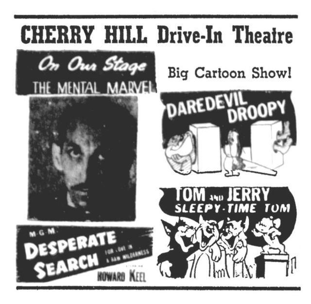 Cherry Hill Drive-In