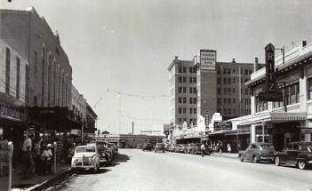 RITZ Theatre; Sarasota, Florida.