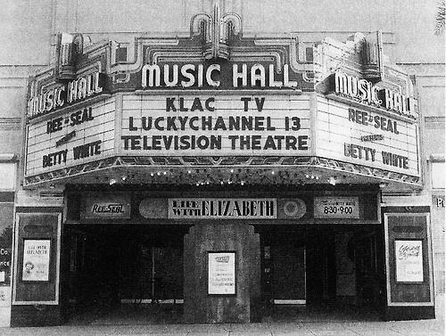 Music Hall 3 In Beverly Hills Ca Cinema Treasures