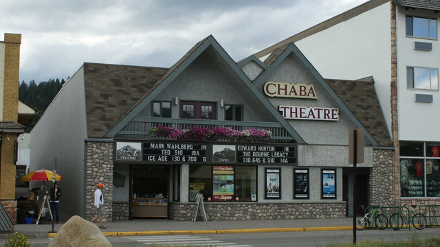 Chaba Theatre, August 2012