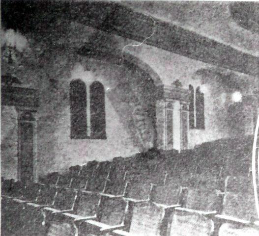 KENOSHA Theatre; Kenosha, Wisconsin, 1927.