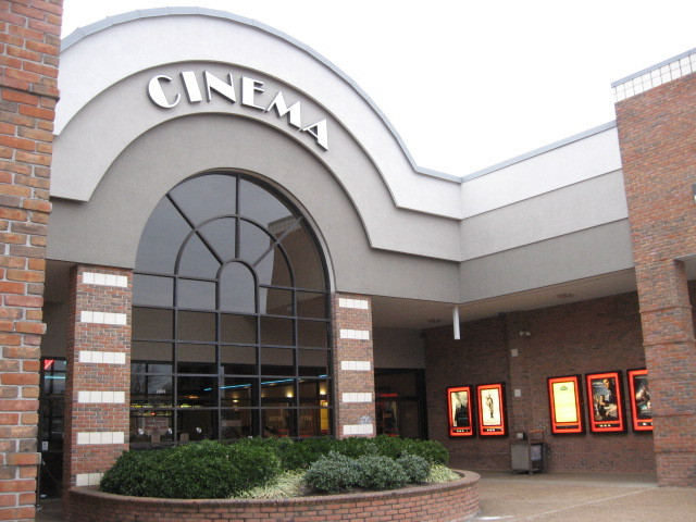 Bartlett Cinema entry court