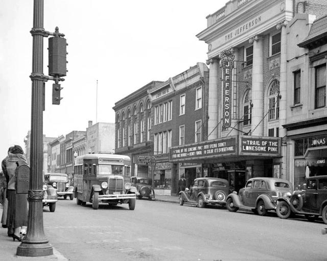 The Jefferson in 1936