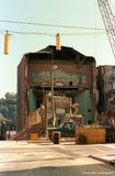 Warner Theatre Demolition