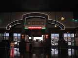 Cordova Towne Cinema lobby information desk