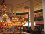 Wolfchase Cinema with carousel
