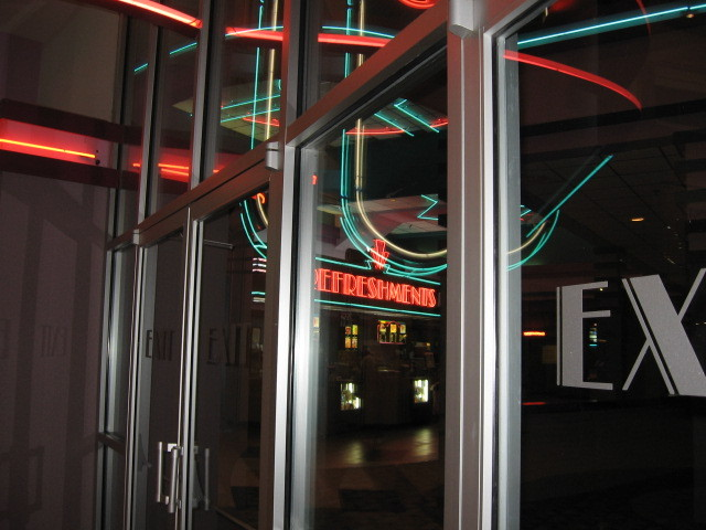 Wolfchase Cinema concession
