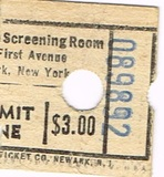 First Avenue Screening Room