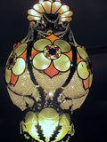 Victor Pearlman chandelier, GATEWAY (LAKE, RHODE) Theatre; Kenosha, Wisconsin.