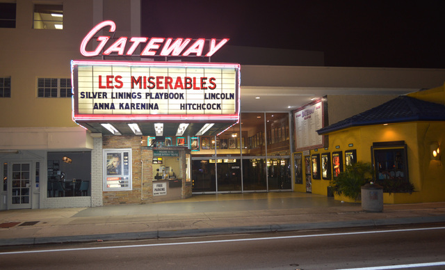 Gateway Theatre Night