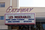 Gateway Theatre Marquee 