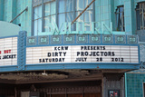 Wiltern Theater Marquee